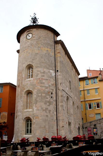 Torre dei Templari nel centro storico