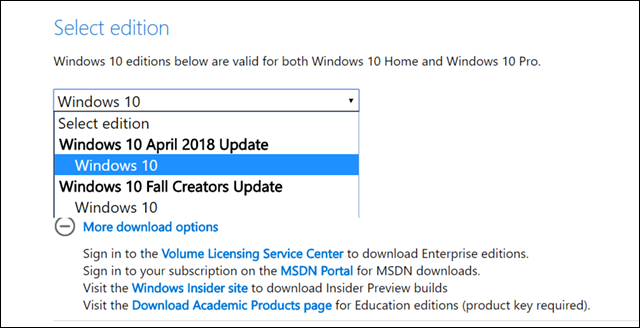 Msdn Product Keys Windows 10