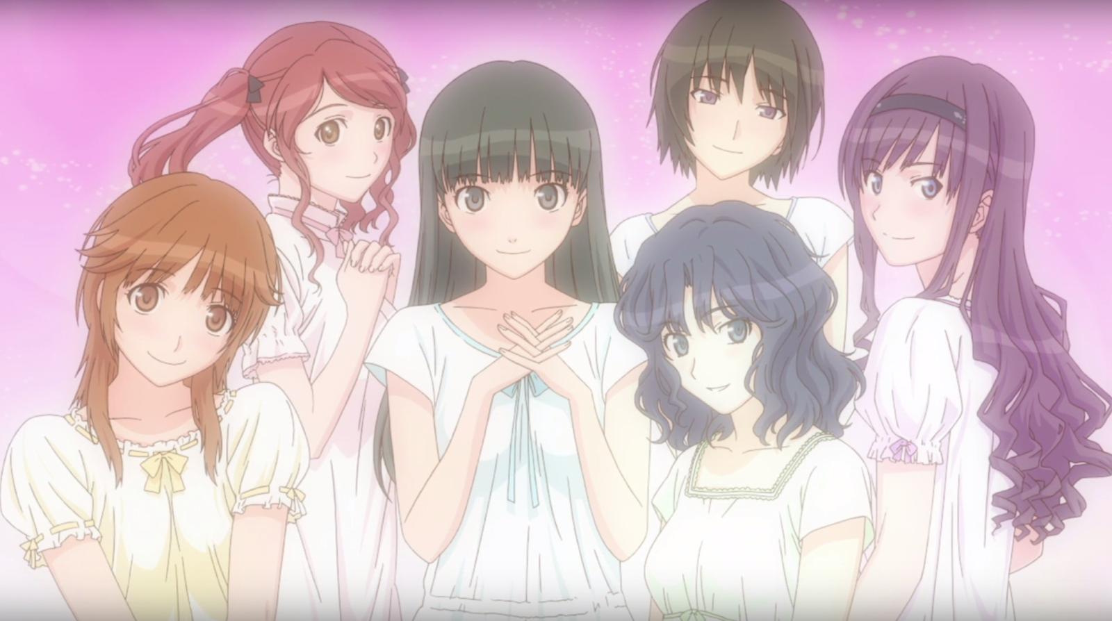 Amagami SS: A Romance Anime Where Everyone Wins! - Anime Locale