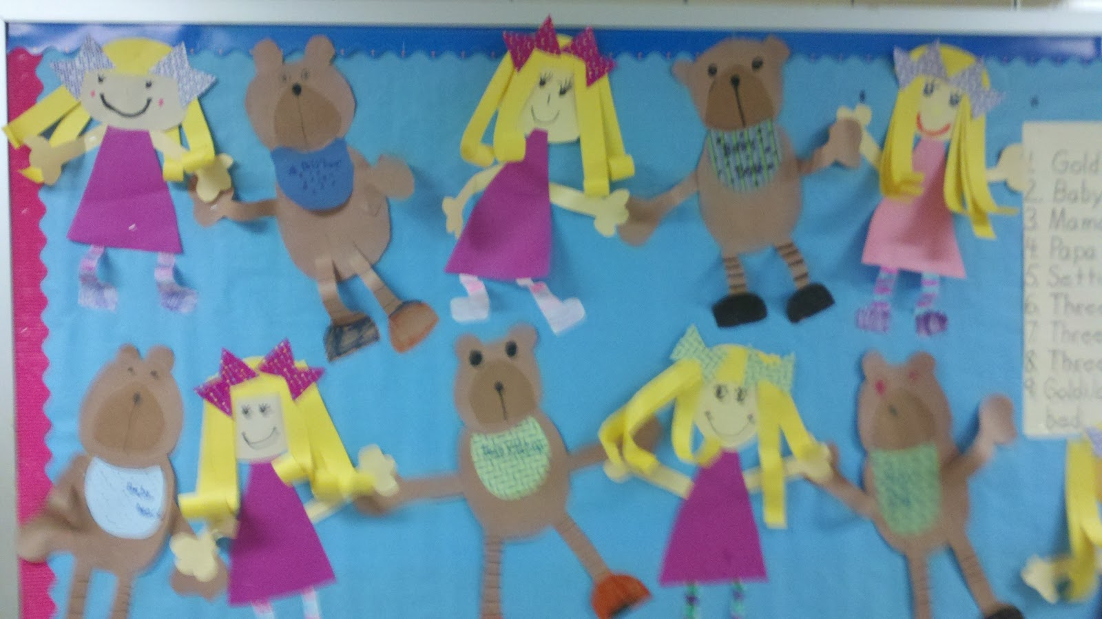 The Reading Bud S Goldilocks Math Amp La Unit