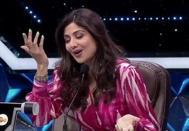 Shilpa Shetty पहुंची India Idol 12, शाहरूख की तारीफ कहा-ऐ मेरे हमसफर गाने पर ऐसे एक्टर ने की थी मदद