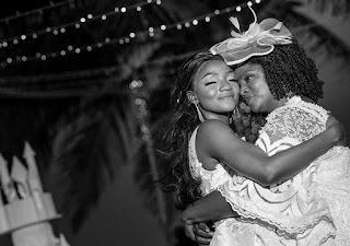 Singer, Simi Celebrates Her Mother On Her Birthday