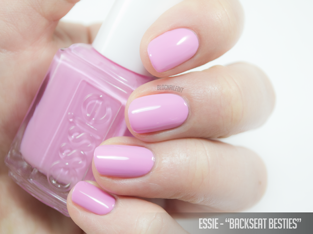 essie - backseat besties