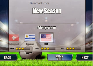Download Free Stickman Soccer (All Versions) Hack v1.1 Unlock Pro 100% Working and Tested for IOS and Android MOD.