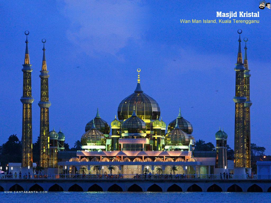 Desktop HD Wallpapers: Muslim Mosques In The World
