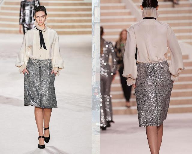 Показ моды Chanel Pre-Fall 2020-2021 7