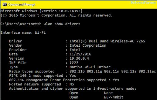 802 11N WiFi Driver Download Windows 7