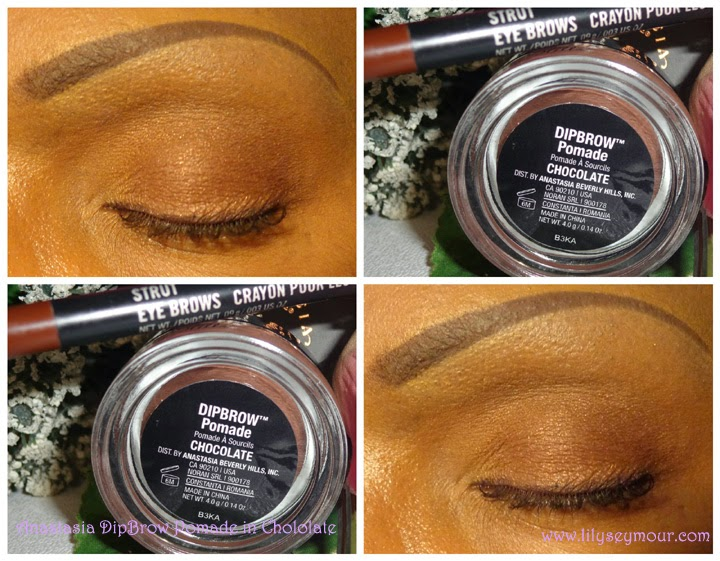 Anastasia DipBrow Pomade in Chocolate