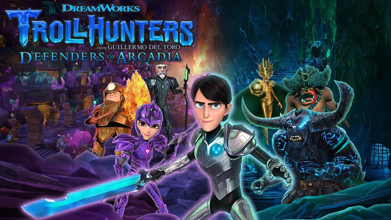 Trollhunters Defenders of Arcadia: A SuperParent First Look | Trollhunters Defensoras de Arcadia: Una primera mirada de SuperParent