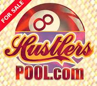 Domain name hustlerspool.com for sale