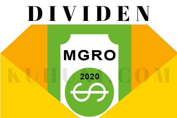 Jadwal Dividen MGRO 2020