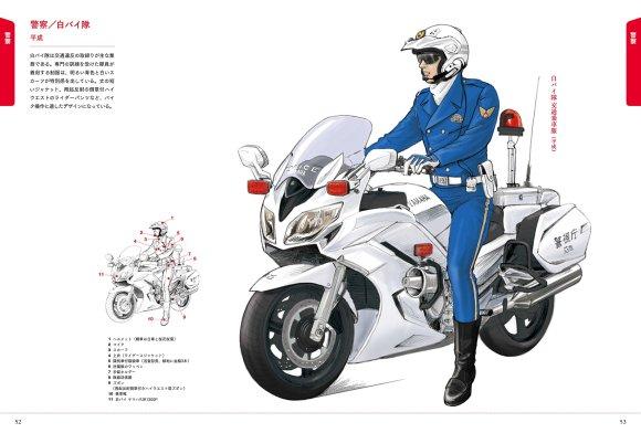 ชุดเครื่องแบบตำรวจญี่ปุ่น