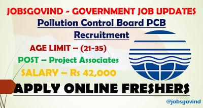 PCB Recruitment 2021