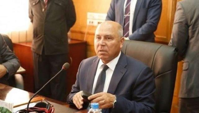 اللواء كامل الوزير وزير النقل