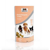 SPECIFIC CHIEN FRIANDISES HYPOALLERGENIC TREATS CT-HY 300 GRS