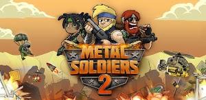 تحميل لعبة Metal Soldiers 2 مهكرة للأندرويد اخر اصدار