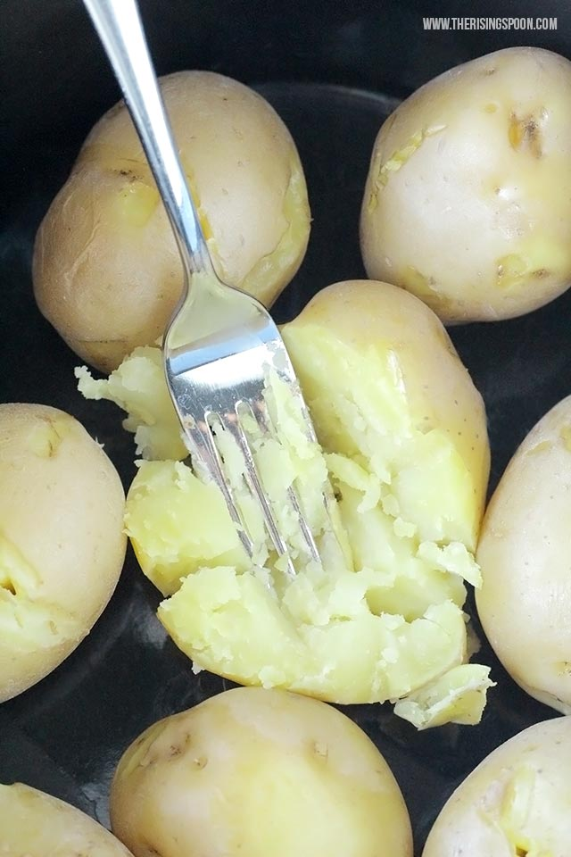 "Thanksgiving Recipe: Crock-Pot ""Baked"" Potatoes"