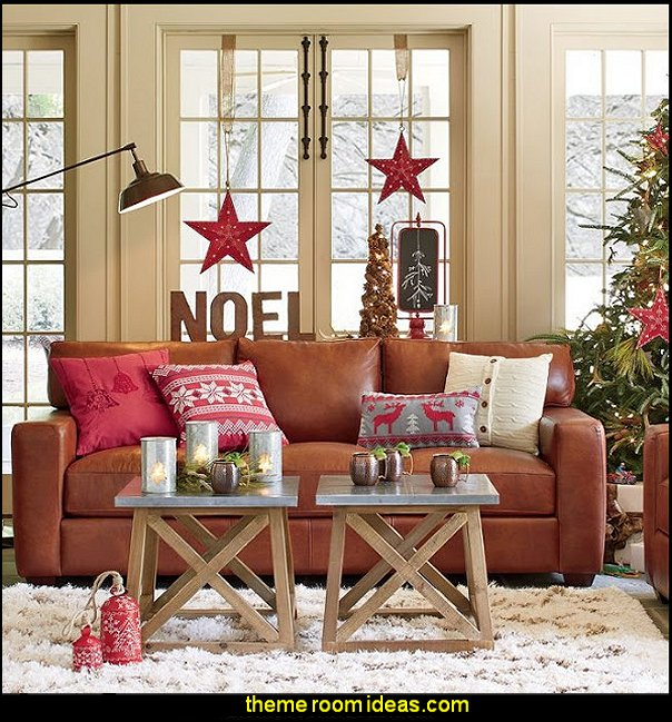 cottage decorating christmas decor rustic cabin christmas decorating rustic style