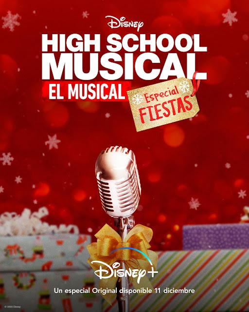 Cartel High School Musical: El Musical: Especial Fiestas