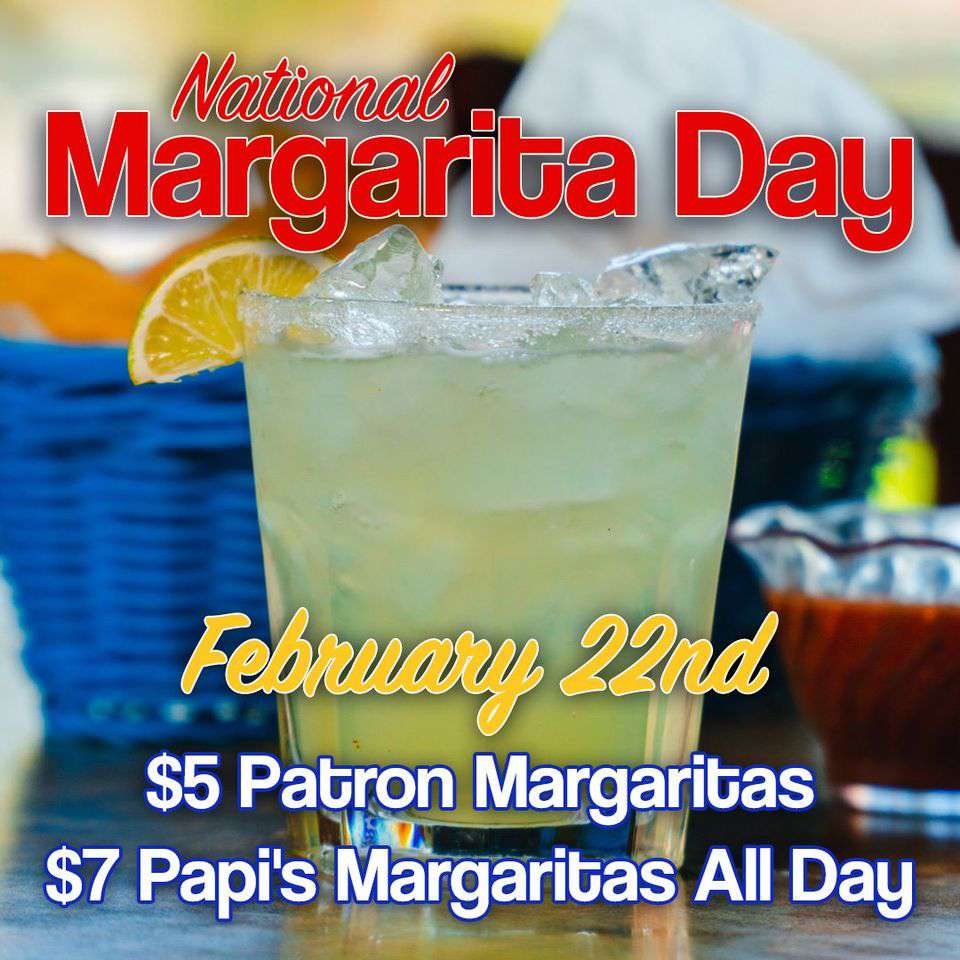 National Margarita Day Wishes Images