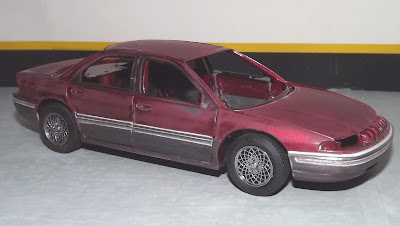 Chrysler Concorde 1995 1/24 Brookfield Collectors Guilt