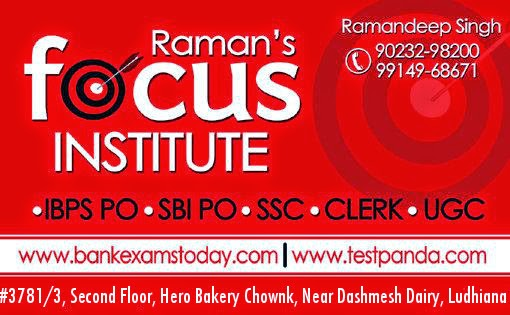 Focus Institute Ludhiana by Raman