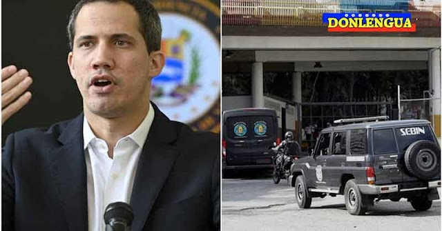 Guaidó informa sobre traslados de presos políticos a cárceles comunes de alta peligrosidad