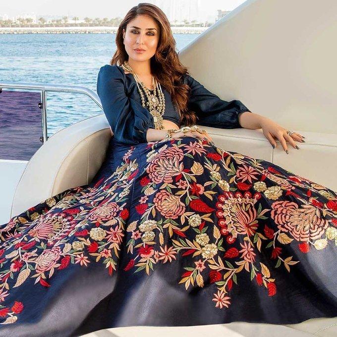 Kareena Kapoor Photoshoot on Asiana Wedding Magazine ...