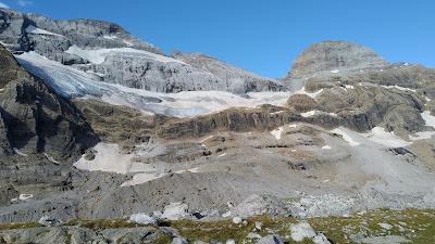 Cara sur del Monte Perdido
