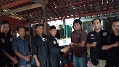 PSHT Berikan Bantuan Untuk Korban Bencana Alam di Pituruh dan Padureso