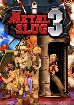 Capa do Metal Slug 3