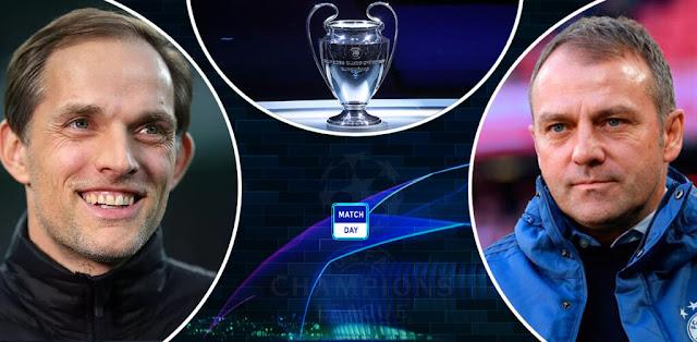 التشكيل المتوقع لمباراة بايرن ميونخ وباريس سان جيرمان في نهائي دوريأبطال أوروبا