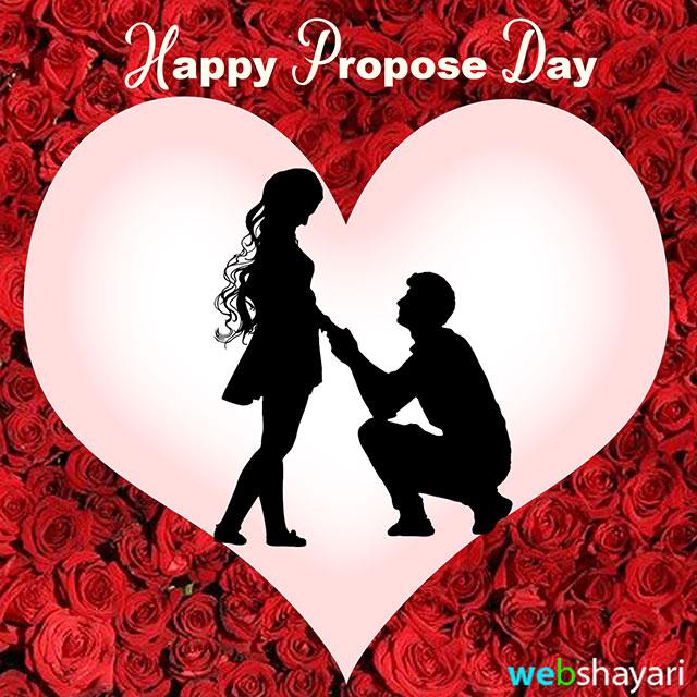 happy propose day shayari status wallpapers photo free download