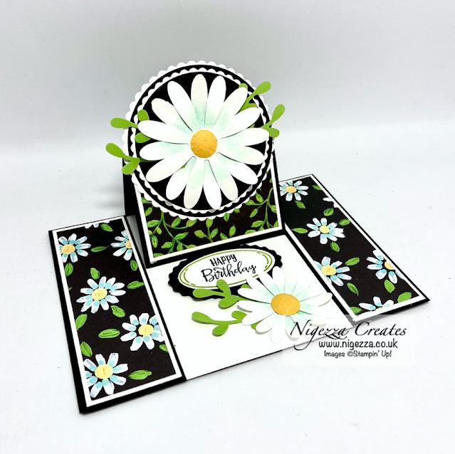 3D Paper Trimmer February Blog Hop: Fun Fold Card