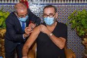 Raja Maroko Luncurkan Kampanye Nasional Vaksinasi Covid-19