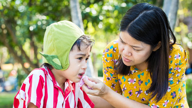 Penyebab Mimisan Pada Anak Serta Cara Mencegahnya