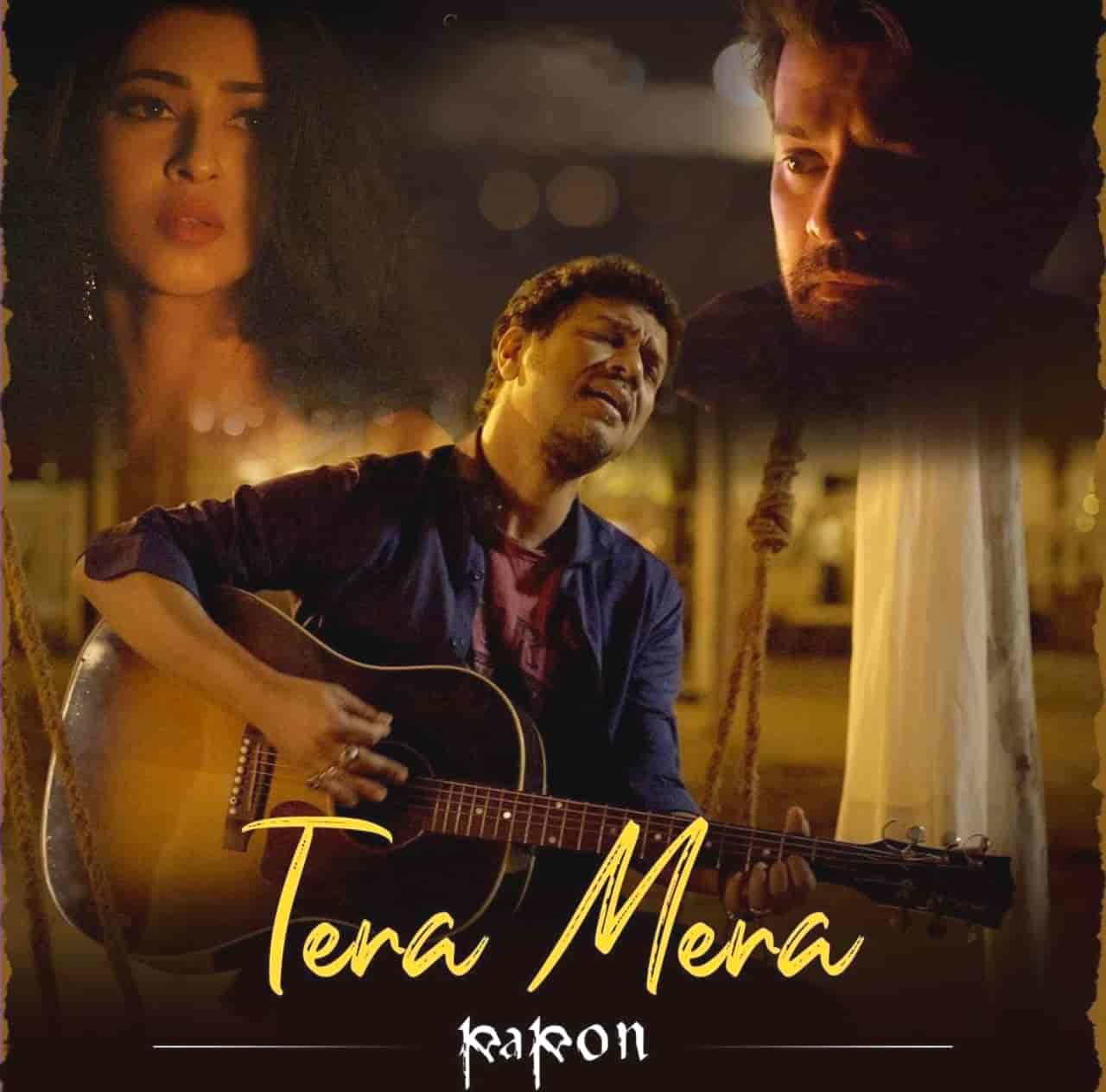 Tera Mera Hindi Song Lyrics Papon