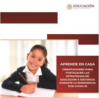 Orientaciones para Fortalecer las Estrategias de Educación a Distancia Durante la Emergencia por Covid-1