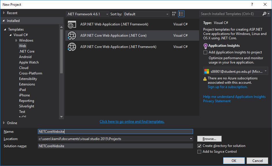 Building simple multilingual ASP.NET Core website   Infragistics Blog