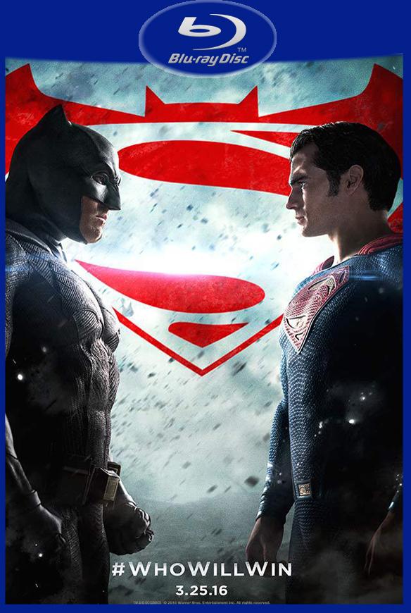 Batman vs Superman: A Origem da Justiça – Versão Estendida (2016) Blu-Ray 720p/1080p Dual Áudio