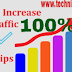 How to increase blog traffic fast Easy Way Step By Step