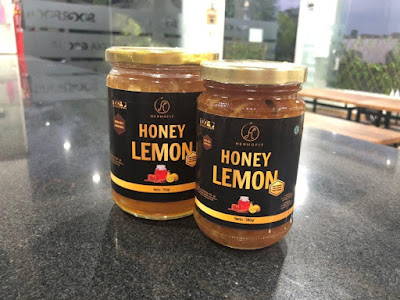 Hermofit Honey Lemon Madu Asli