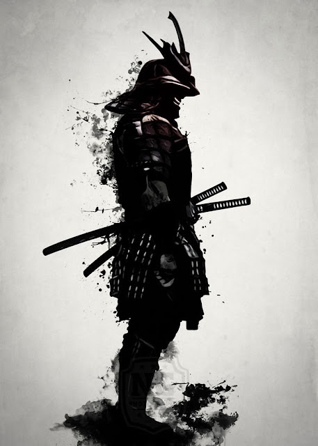 ronin samurai wallpaper iphone