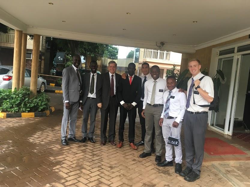 Mission Adventures in Uganda: 2019