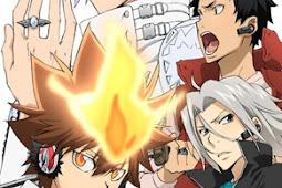 Katekyoo Hitman Reborn Kizuna No Tag Battle [214 MB] PSP