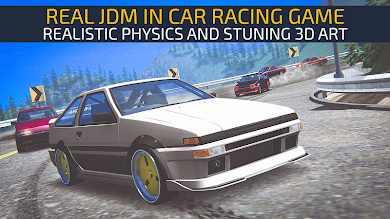 JDM racing MOD APK v1.3.2 [Unlimited Money]