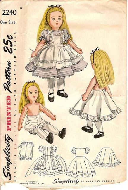 Pattern Patter Alice 150 Alice In Wonderland Costumes
