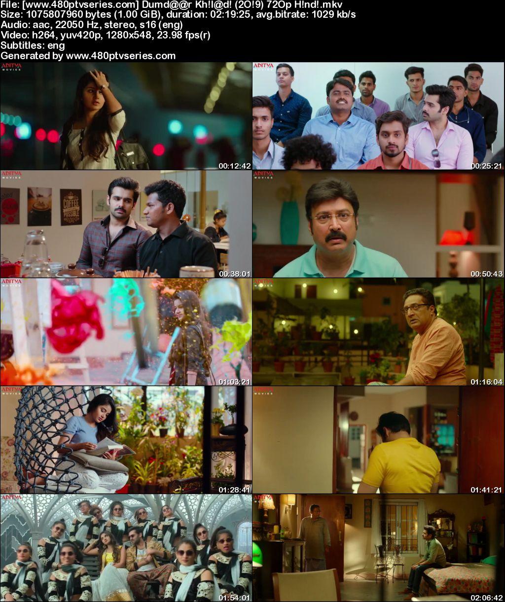 Watch Online Free Dumdaar Khiladi (2019) Full Hindi Dubbed Movie Download 480p 720p HDRip