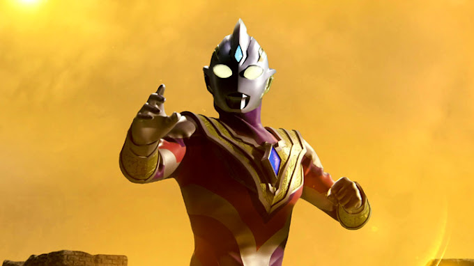 Ultraman Trigger Episode 1 Subtitle Indonesia