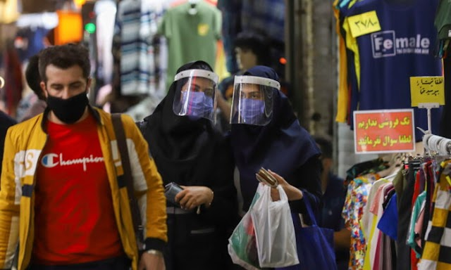 Iran Orders 10-day Shutdown Amid 4th Wave of Covid Pandemic